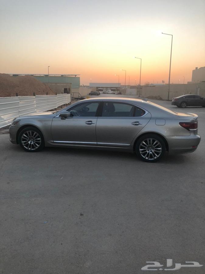 الرياض  لكزس 460 طويلة موديل 2014