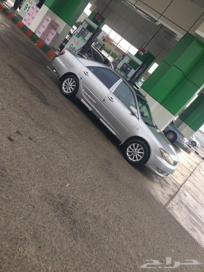 rlm بيع سيارة كامري جدة