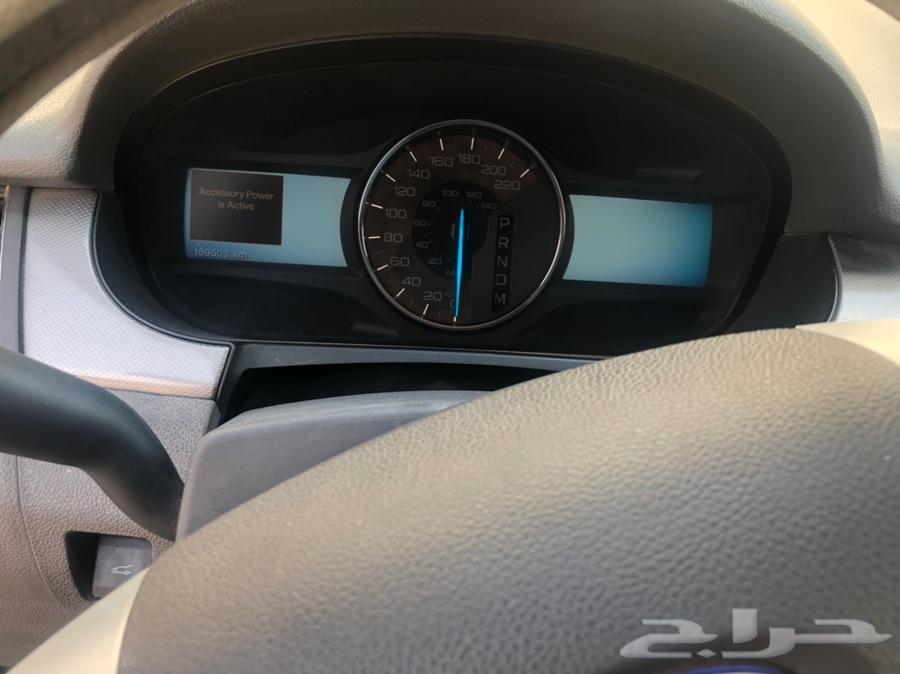 سيارة فورد ايدج موديل2012