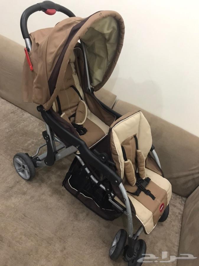 عربات اطفال مقعدين