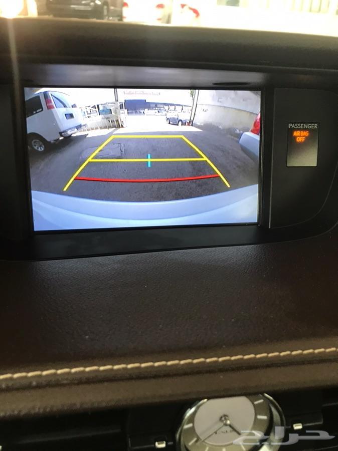 ليكزس ES350  موديل 2016 لؤلؤي 109900 ريال