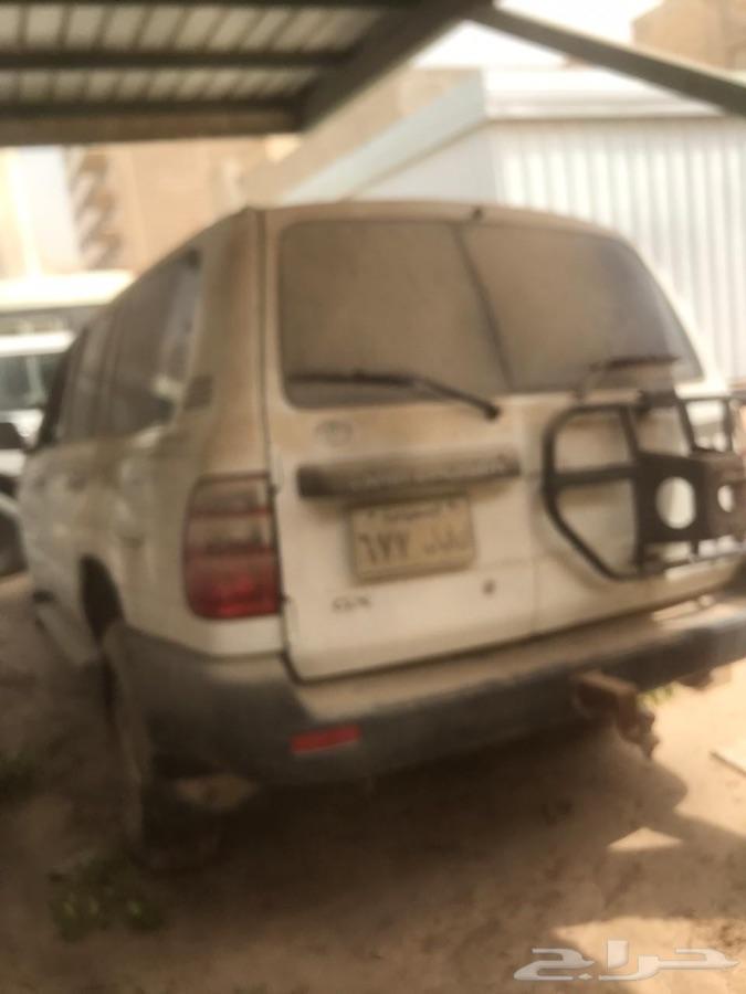 الرياض - جيب Gx 2003 قير عادي
