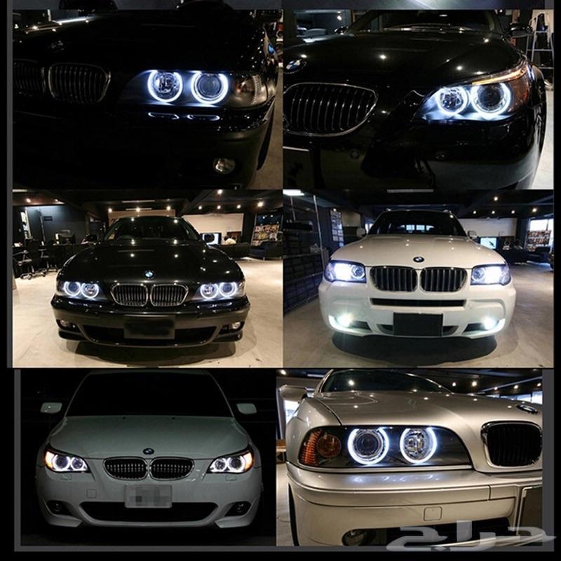 تغير حلقات الأنوار - بروجكتر ابواب BMW
