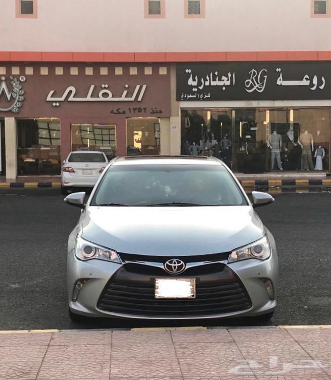 جدة - كامري 2016 فل كامل
