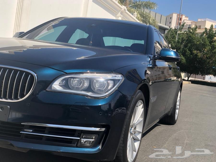 بي ام 750 ال اي 3014 BMW 750LI 2014