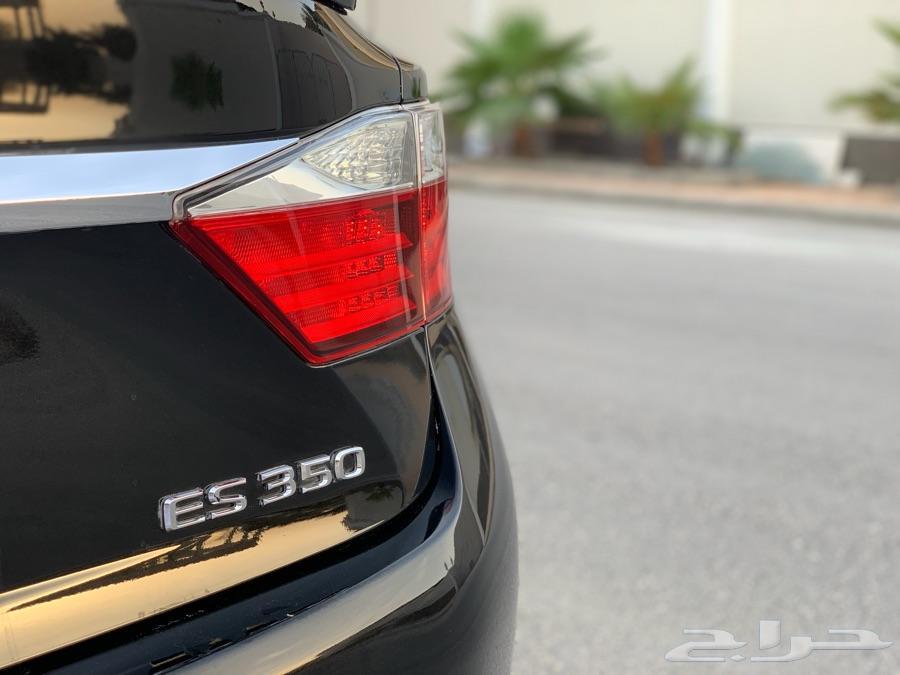 لكزس ES 350 موديل 2013 سعودي (تم البيع )