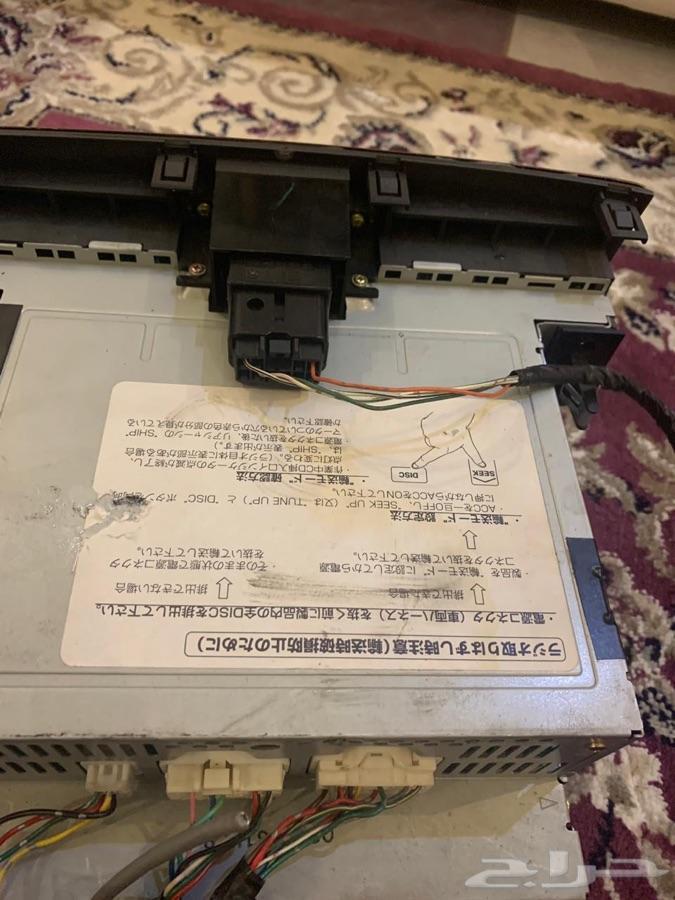 مسجل وسيدي وديكور وريش مكيف لكزس LS 430