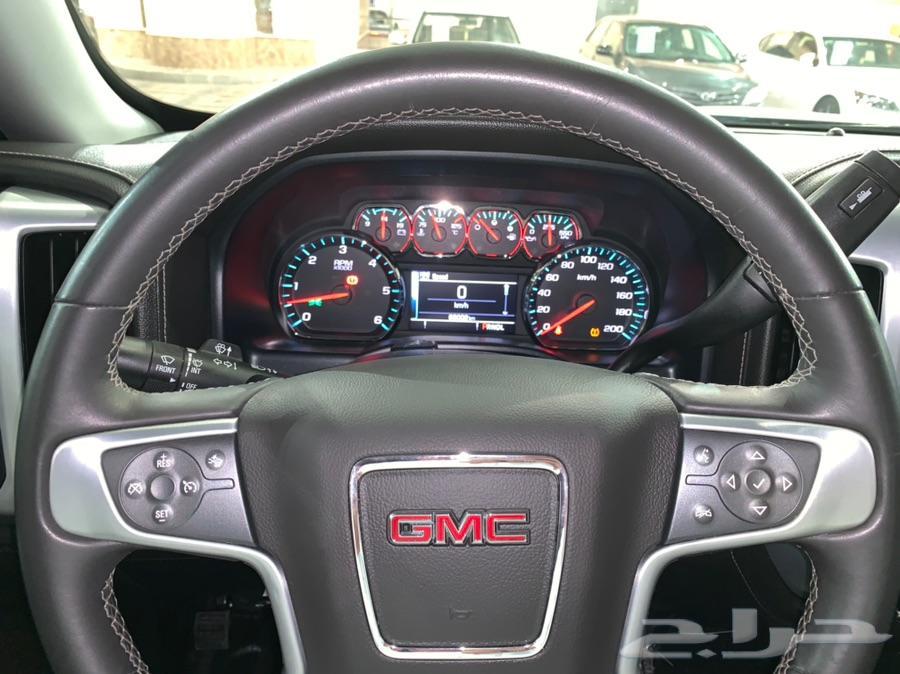 وانيت GMC سييرا Z71 (تم البيع)