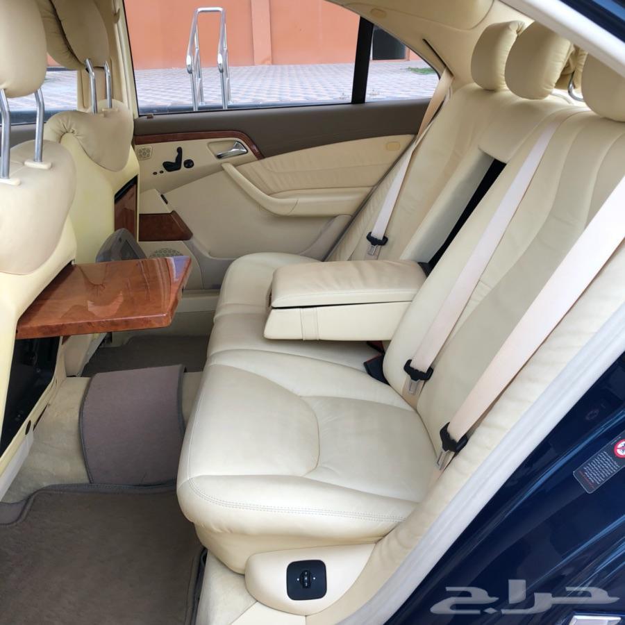 مرسيدس فياقرا S600 (( تم البيع ))