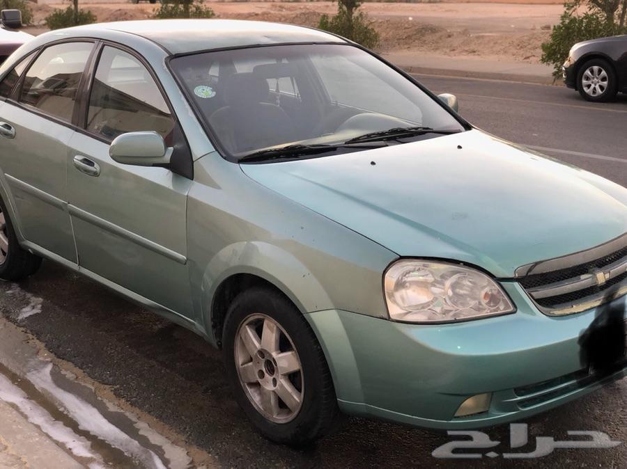 للبيع شفروليه اوبترا 2007