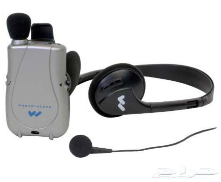 مقوي صوت لضعيفي السمع او استخدامات اخري