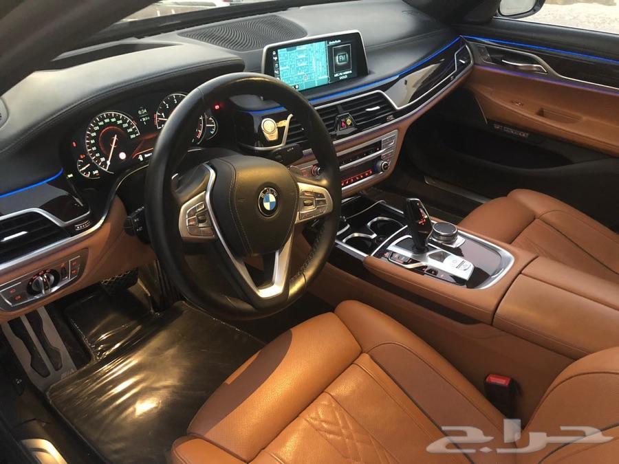 BMW 740 Li M kit 2017