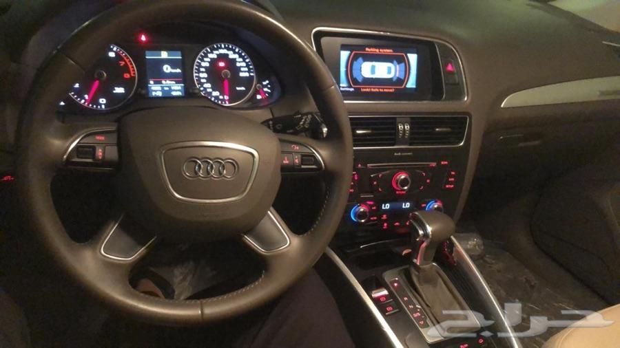 Audi Q5 model 2015
