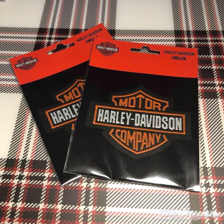 شعار باتش هارلي ديفنسن  Harley Davidson logo