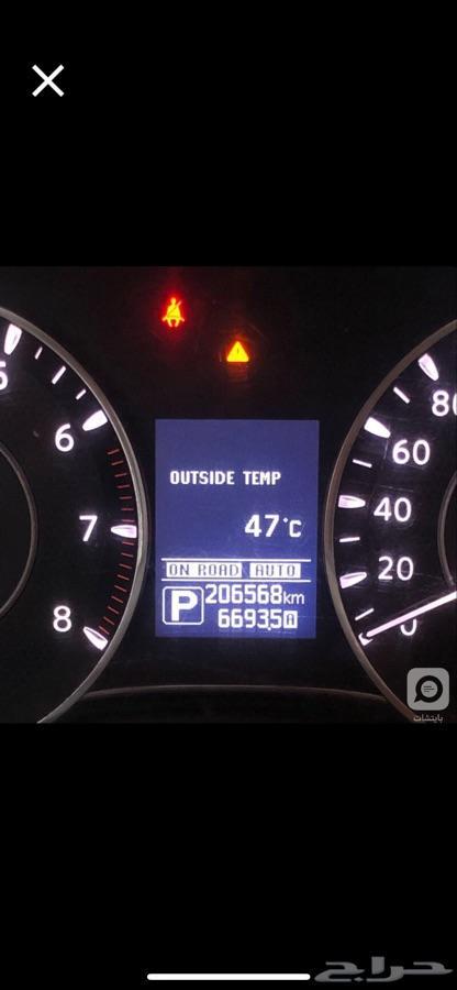 للبيع باترول 2014 320حصان V8