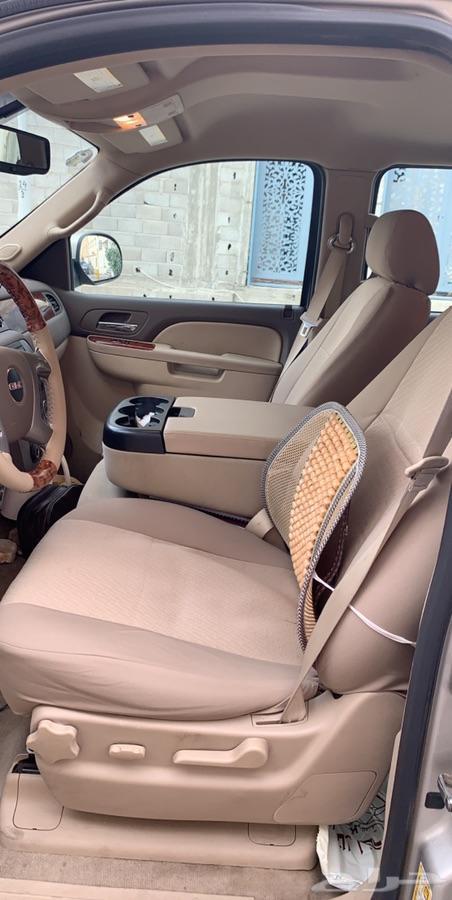 يوكون GMC 2014 XL دبل سعودي سمني