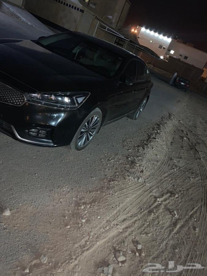 الرياض - كيا كادينزا 2018  وارد