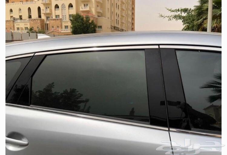 ستاير سيارات عازله عن شمس مخرم و كاتم