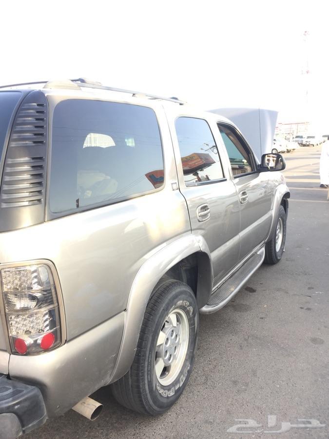 تاهو 2001 للبيع