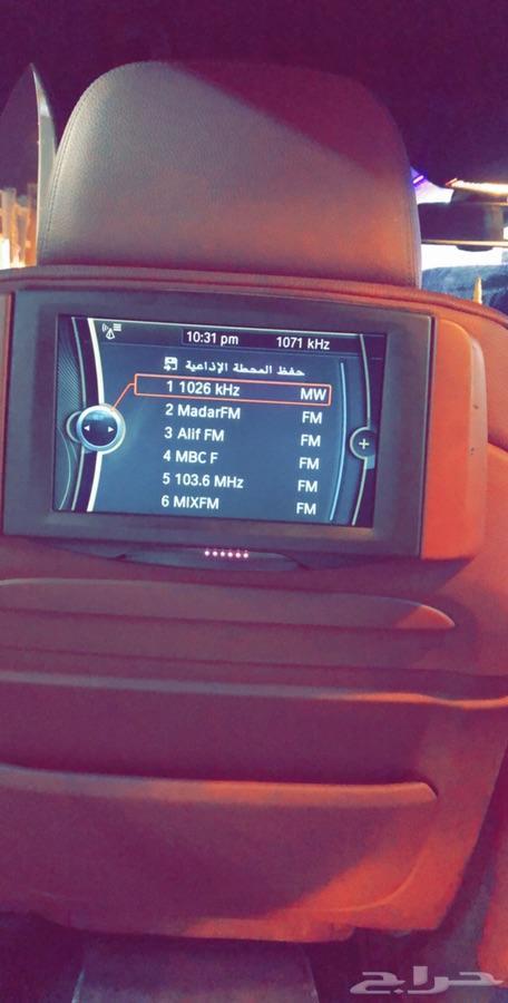 سيارة بي ام 2011   740 فل كامل  مشاءالله