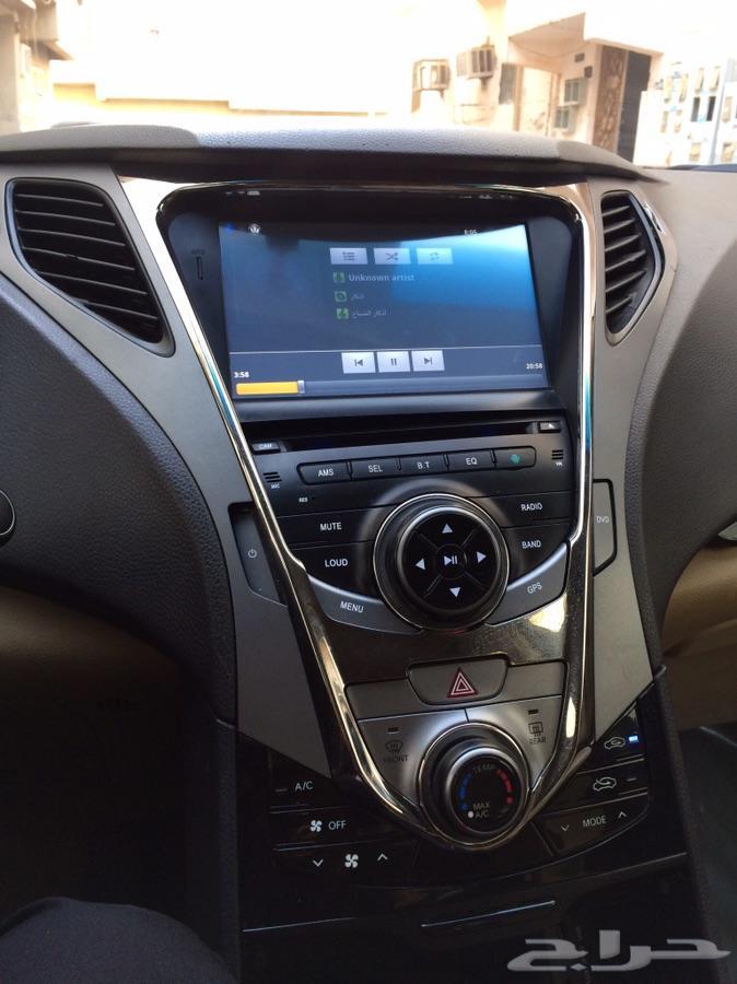 مسجل سيارة هونداي ازيرا 2012-2015
