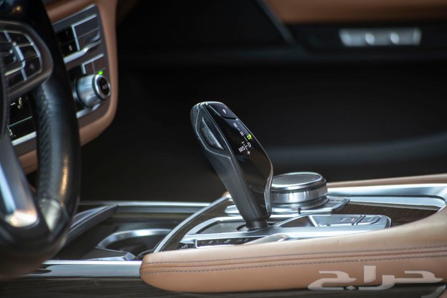 بي أم دبليو BMW موصفات 750LI