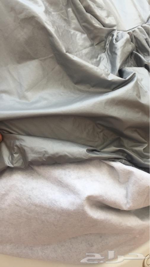 طربال شراع غطاء حماية لسيارات مبطن قطن