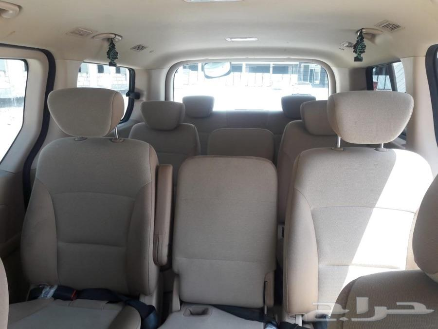 Hyundai H-1 Wagen 2018 (White)