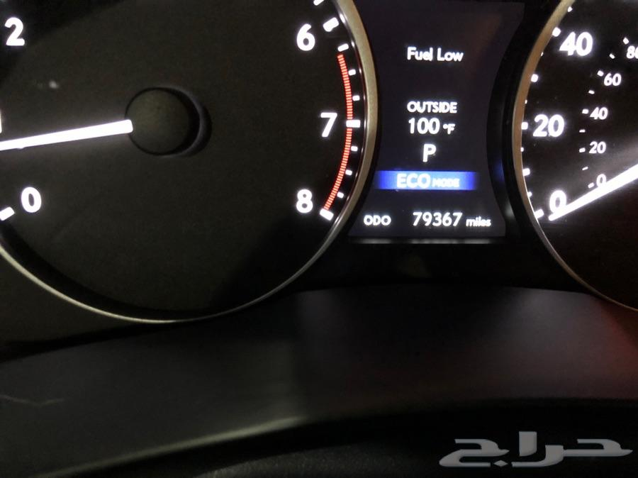 لكزس ES350 2015 معرض الشلبي للسيارات