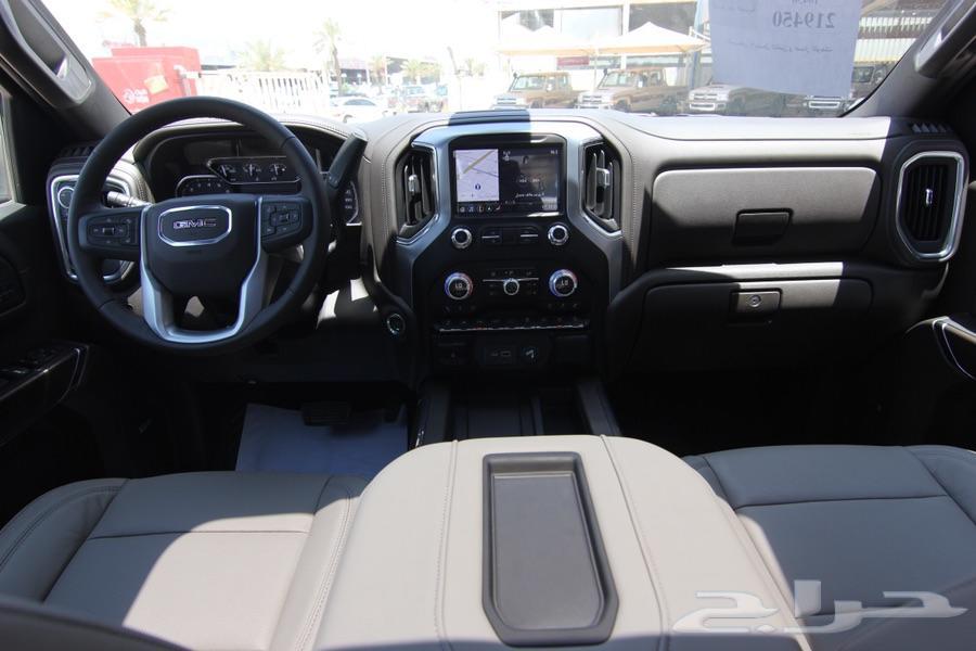 GMC سييرا 2019 SLT Z71