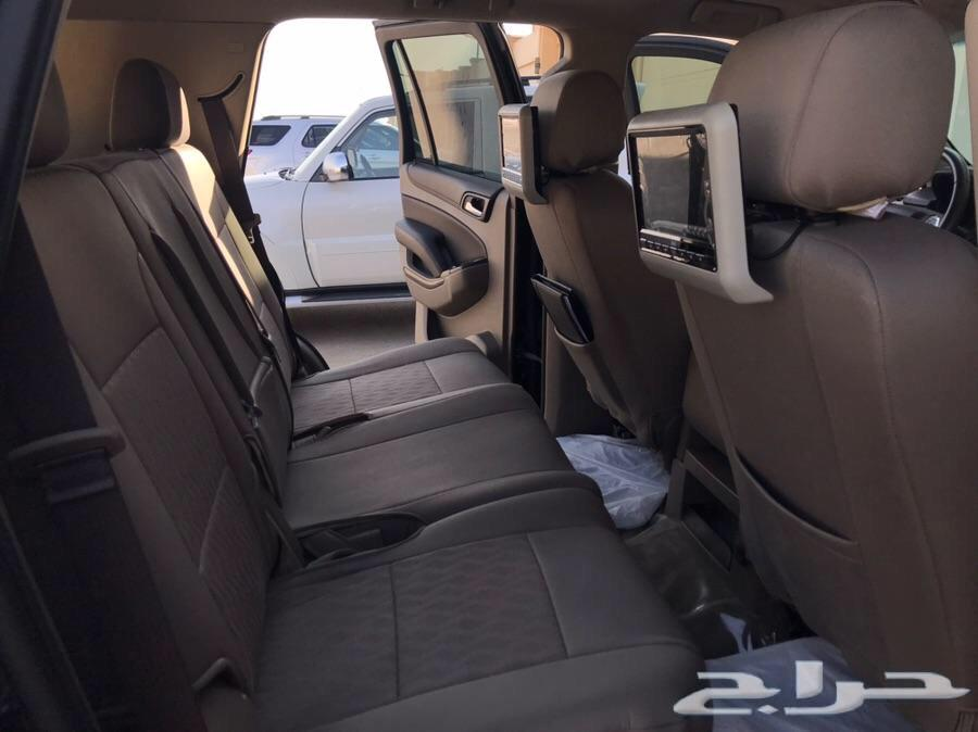 سيارة تاهو 2018 دبل للبيع