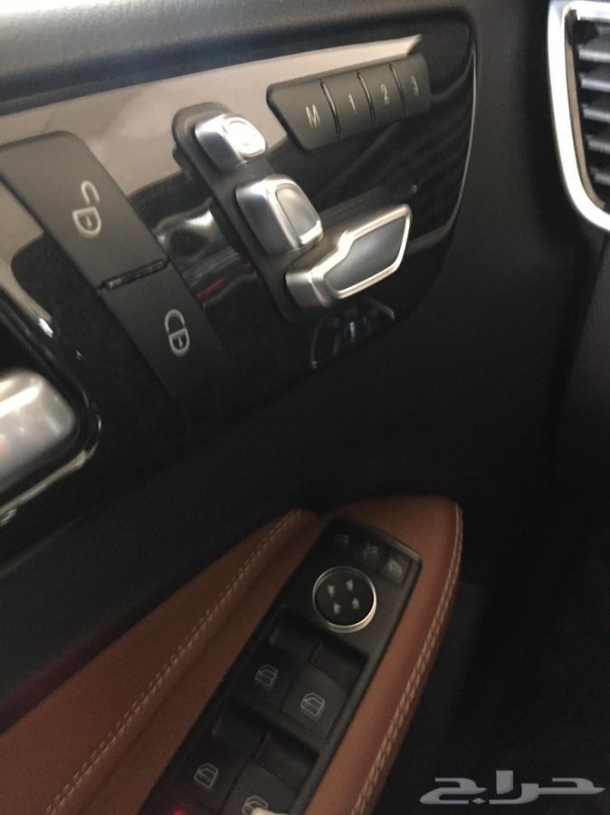 مرسيدس الجفالي GLE 400 2018 AMG KIT