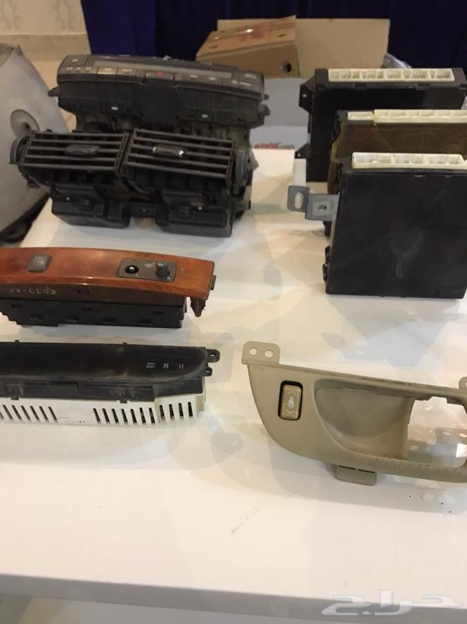 قطع لكزس مستخدمه للبيع 430