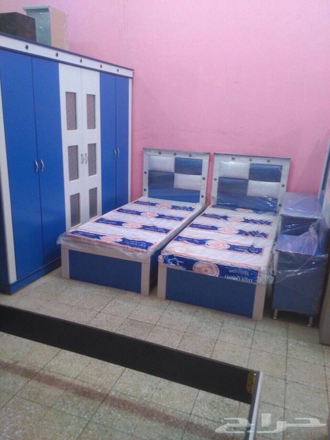 غرف نوم وطني نفرين ونفرونص واطفال الطايف