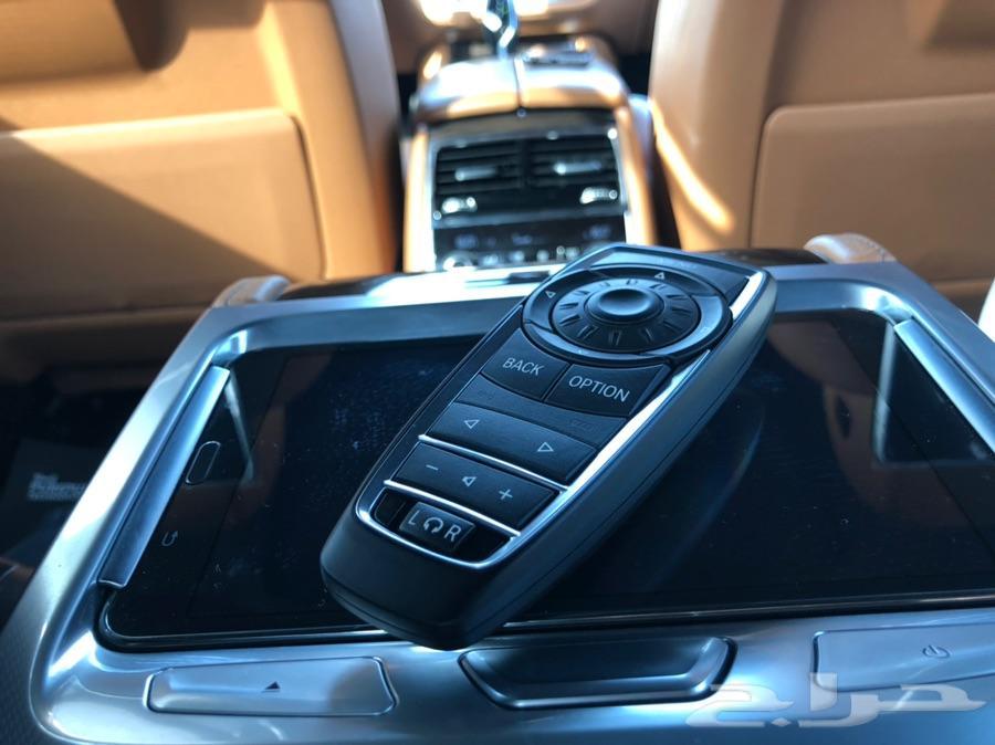 للبيع BMW 730 موديل 2016 بحالة الوكالة