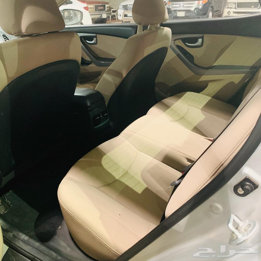 2016 نوع السياره   هونداي النترا