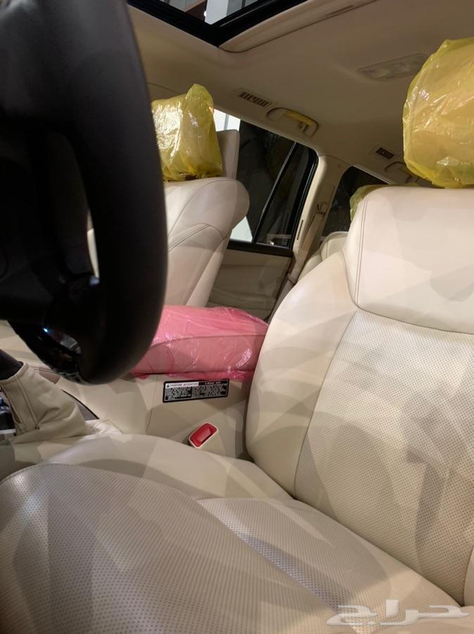 للبيع جيب لكزس 2012 ممشى قليل (تم البيع)