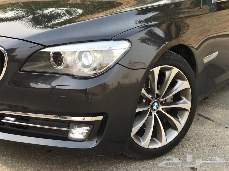 تم البيع_BMW_730_2015