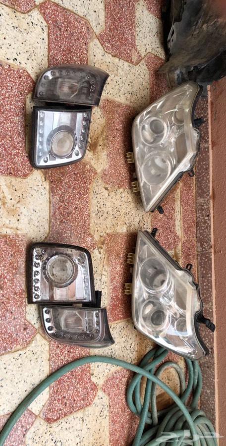 قطع وجنوط باترول se 2012 وكاله