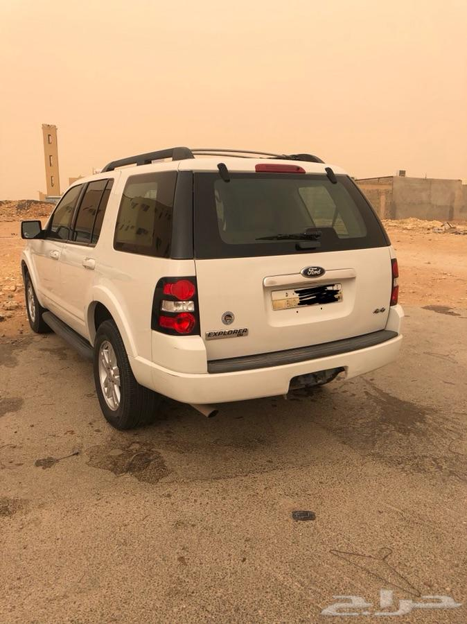 فورد اكسبلور 2010 سعودي للبيع