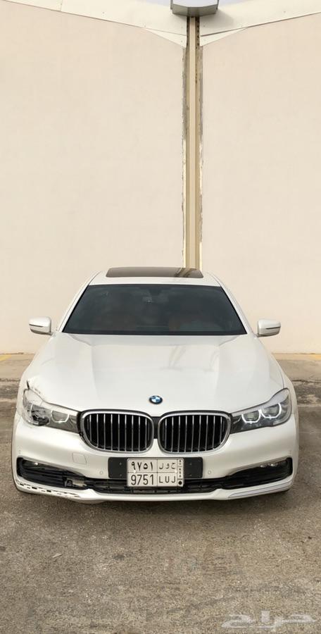 BMW 730 موديل 2016