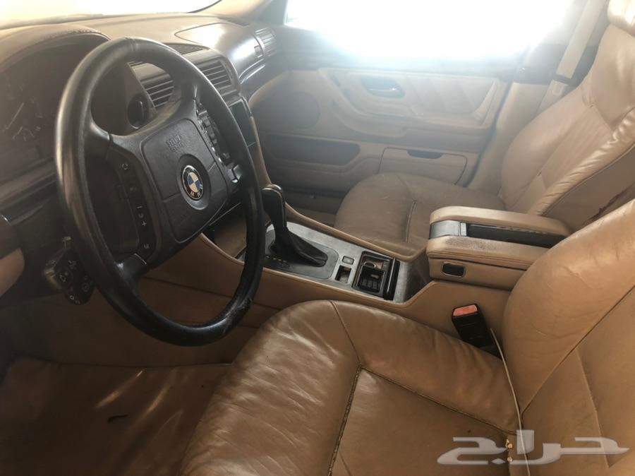 بي ام دبليو 750 آي ال BMW 750IL 1998