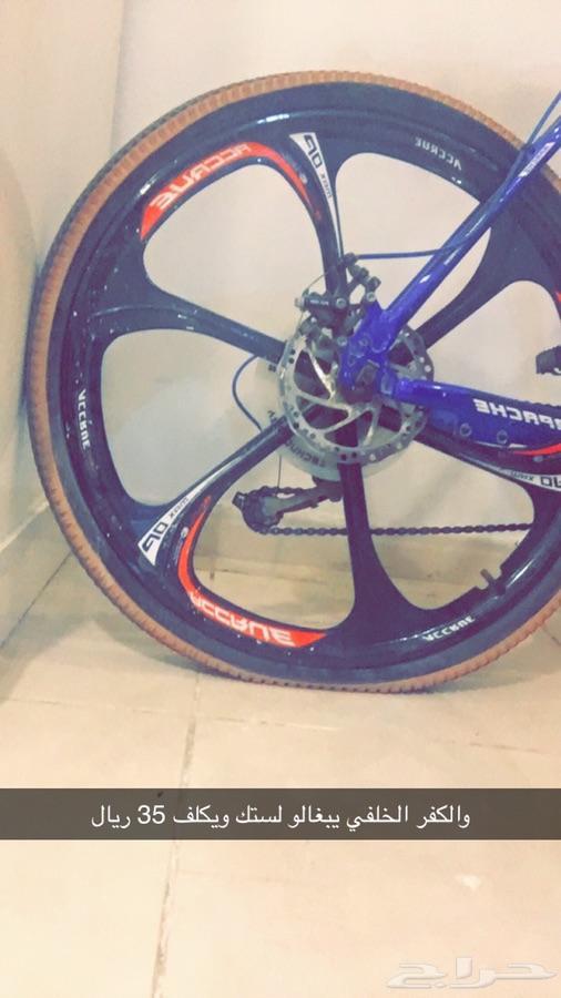 دراجة هوائيه مقاس 29 اباتشي