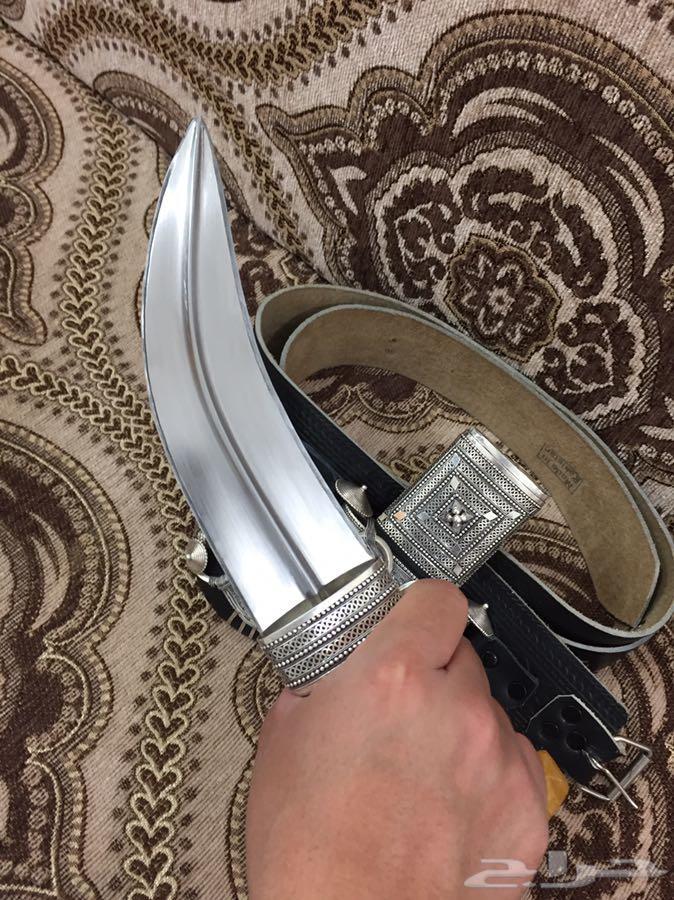 للبيع خنجر وتر شبيه الزراف محزم مجمل