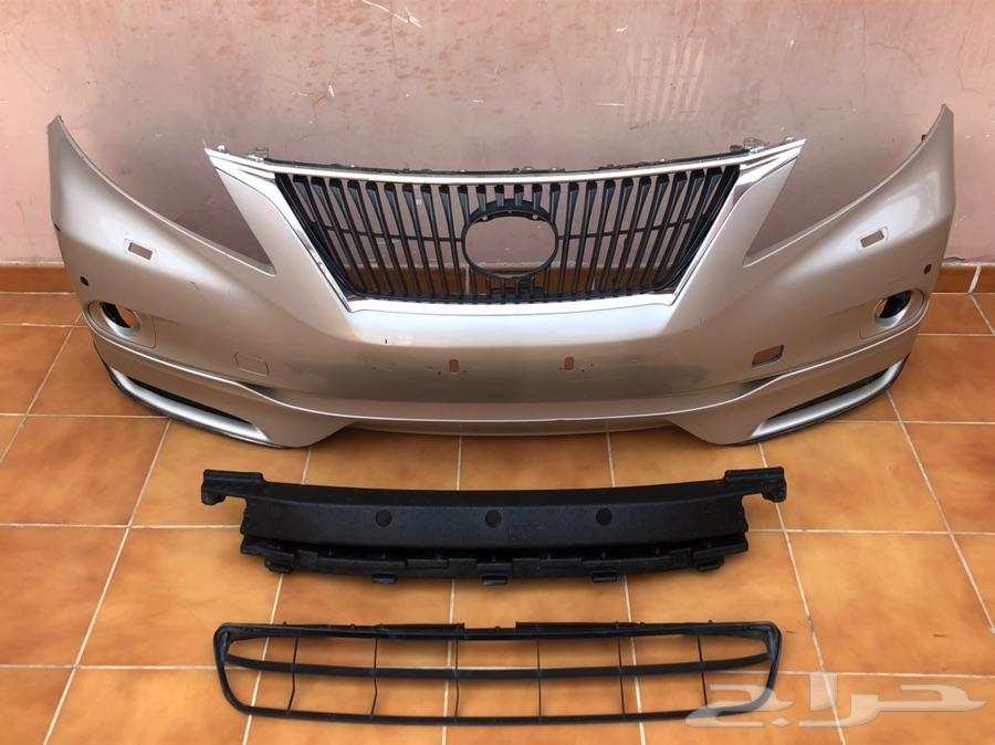 واجهة جيب لكزس أر اكس Lexus RX 2012