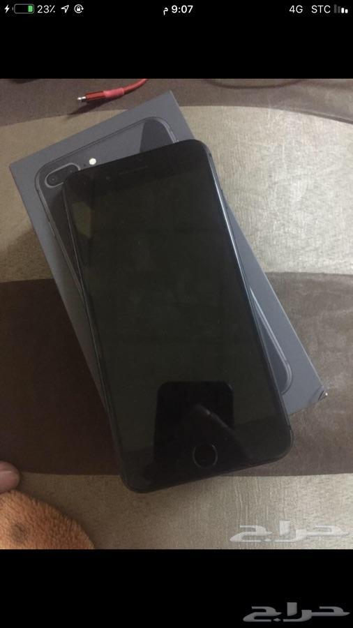 ايفون 8 بلس 64 للبدل او البيع