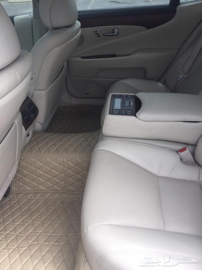 للبيع لكزس LS 460L لارج ( طويل ) 2011