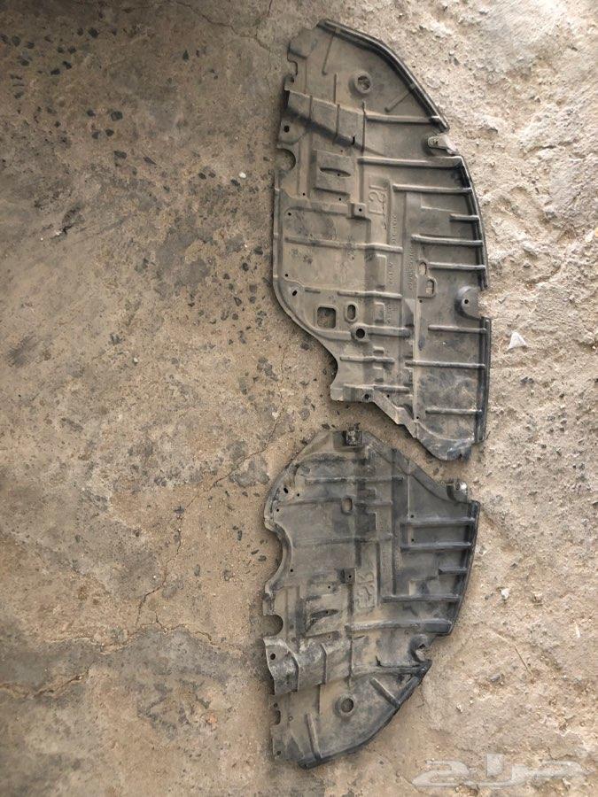 صدام امامي لكزس es350 2013