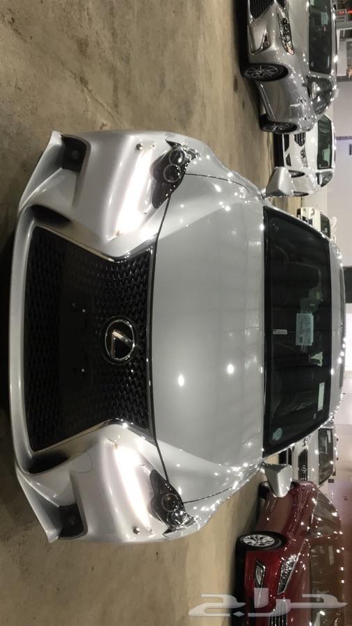 لكزس F 350 is سبورت فل كامل 2015