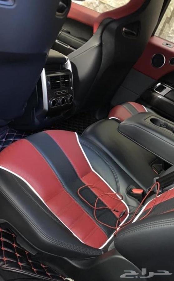 رانج روفر اس في ار Range Rover svr 2015
